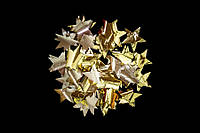 Конфетти-Метафан Звезды блестящий (фольгировынный)