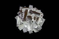 Конфетти-Метафан  Серебряный матовый (бумага)