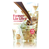 Протеиновый коктейль для роста мышц-Форевер Лайт Ультра  шоколадный,375 гр,США