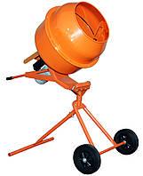 Бетономешалка Кентавр БМ―140ПВ (оранжевая)