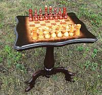 Шахматный стол для бильярдных клубов