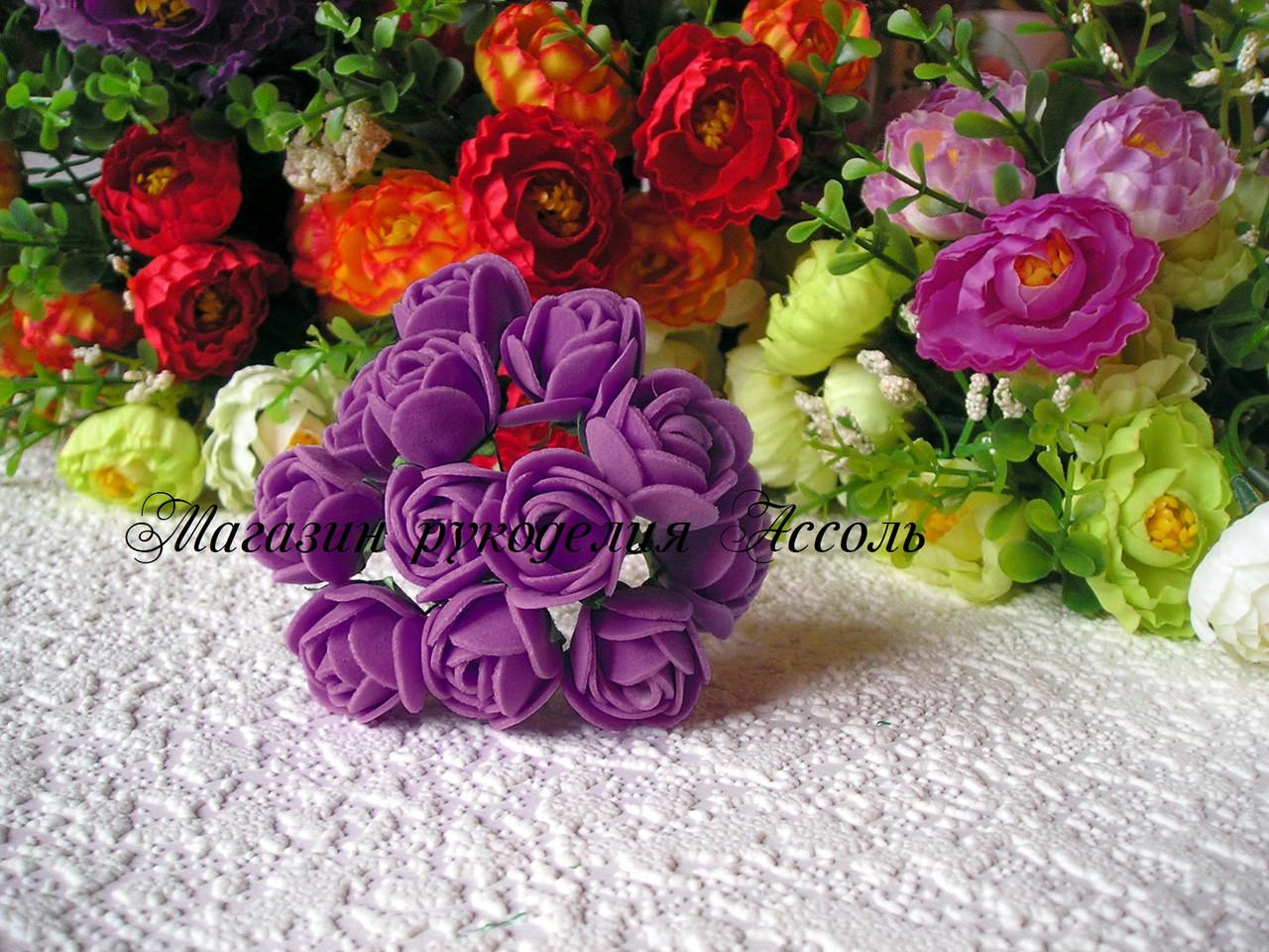 Розы из латекса 16 фотография