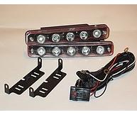 Дневные ходовые огни D03-T1,фары DRL,фары дневного света отзывы