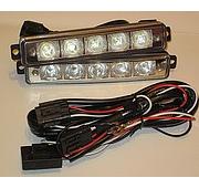 Дневные ходовые огни D04-T,фары DRL,фары дневного света отзывы