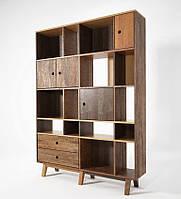 "Книжный шкаф ""Бруклин"" из дерева"