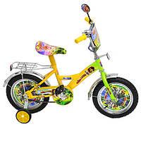 """Детский двухколесный велосипед Mustang Мадагаскар 14"""""""