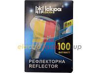 Лампа ДЗК 230-100-6 Е27/R80/Iskra/