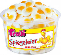 Trolli eggs жевательный мармелад яичница 1200 г