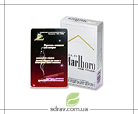 Карточка для сигарет • HuaShen (ХуаШен)