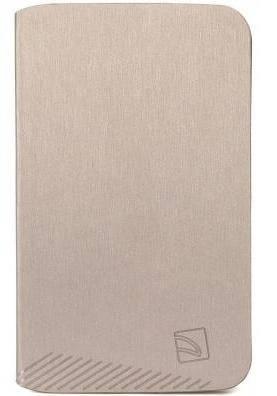 """Надежный женский чехол для планшета диагональю 8.0"""" Tucano Macro Galaxy Tab 3 (Grey) TAB-MS38-G"""