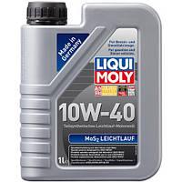Масло моторное Liqui Moly 10w40 MoS2 LEICHTLAUF  1л