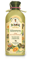 Шампунь Сбор восстанавливающий Рецепты бабушки Агафьи