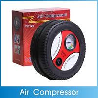 Автомобильный компрессор Air Compressor 260PSI DC - 12V авто компресор насос