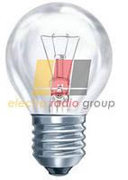 Лампа сферична 60D1/CL/E27 230V прозора GE Угорщина
