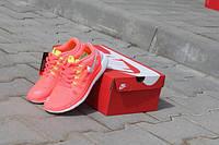 Женские кроссовки Nike Free Run 5.0 Розовые