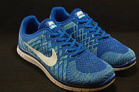 Беговые мужские кроссовки Nike Free Flyknit 3.0