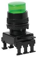 Кнопка-модуль выступающая с фикс. и с подсв. HF46C2 (зеленый), ETI, 4770146