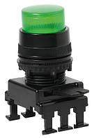 Кнопка-модуль выступающая с подсветкой HD46C2 (зелный), ETI, 4770139