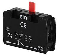 Блок-контакт HC61B2 (1Н.З), ETI, 4770312