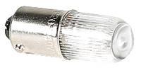 Лампа BA9S 11x28 HC550005 130V, 20мА для 110V AC/DC (240V AC), ETI, 4770335