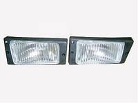 Противотуманные фары ВАЗ 2110, 2111, 2112 (лампа H3, комплект 2 шт)