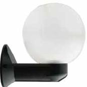 Светильник садово-парковый GARDENIA-D прозрачный, белый, золото 40W E27 VITO