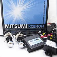 Комплект биксенона Mitsumi DC H4 5000k. Ксенон моно. Гарантия 12 месяцев.