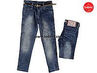 Стильные джинсы для девочек 5,6,7,8 лет
