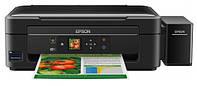 МФУ Epson L455 (принтер-сканер-копир)