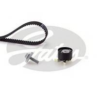Комплект ремня ГРМ (ремень+ролик) 1,5DCI Duster/Logan/Kangoo/Clio GATES, K015578XS