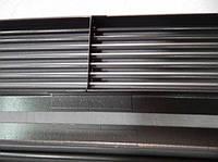 Решетка декоративная нижняя для внутриподоконного радиатора Radopol 500 мм