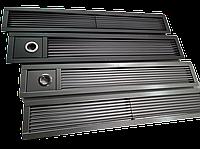 Решетка декоративная верхняя для внутриподоконного радиатора Radopol 1000 мм
