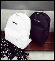 Стильный рюкзак. Городской рюкзак. Рюкзак для девочки. Женский рюкзак. Вместительный рюкзак. Код: КТМ329.