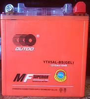 Аккумулятор OUTDO YTX5AL-BS(GEL)