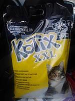 Наполнитель для кошачьего туалета Kotix силикагелевый