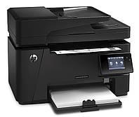 МФУ HP LaserJet Pro M127fw (принтер-сканер-копир-факс)