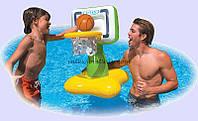 Баскетбол на воде intex