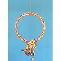 Качеля - канат для попугая Жако,Какаду