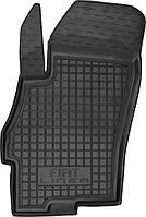 Полиуретановый водительский коврик для Fiat Linea 2007- (AVTO-GUMM)