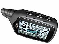 Брелок KGB FX-5, автосигнализация с обратной связью и ЖК дисплеем