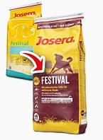 Josera Festival гипоаллергенный корм для собак (лосось и рис) 1.5 кг