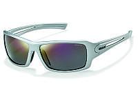 Мужские поляризационные спортивные очки с зеркальным напылением POLAROID (ПОЛАРОИД) P8410-OBF62AI