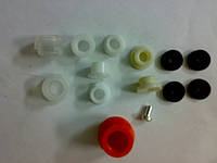 Ремкомплект кулисы кпп Chery Amulet A11 (Чери Амулет A11).