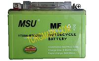 Аккумулятор (12в, 9а) MSU, гелиевый (сухозаряженный)