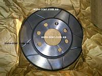 """Диск тормозной передний Lanos(Ланос)(перфорированный) 13"""" BREMBO MAX ,09.3090.75"""