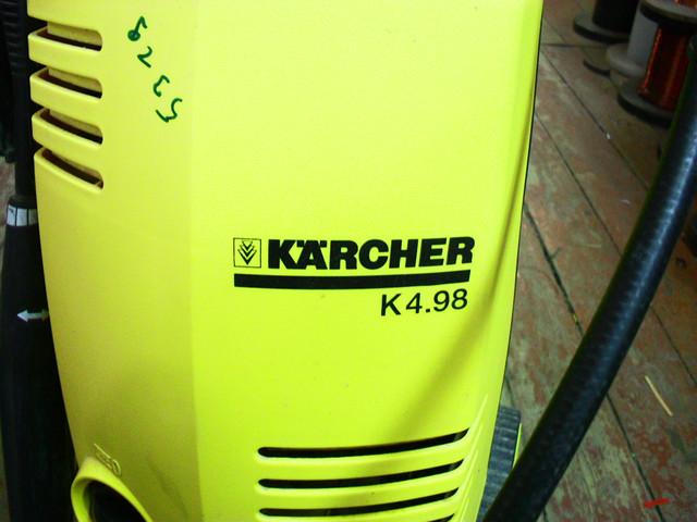 Керхер 498 ремонт