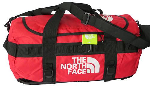 Сумка-рюкзак трансформер спортивная 20 л. The North Face 3301 красная