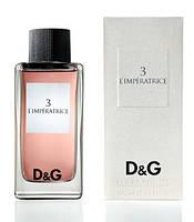 Туалетная вода Dolce & Gabbana D&G Anthology L`Imperatrice 3 50 ml.