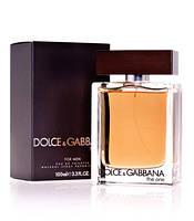 Туалетная вода Dolce & Gabbana The One For Men 100 ml. тестер