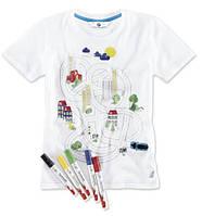 Детская футболка BMW i Interactive